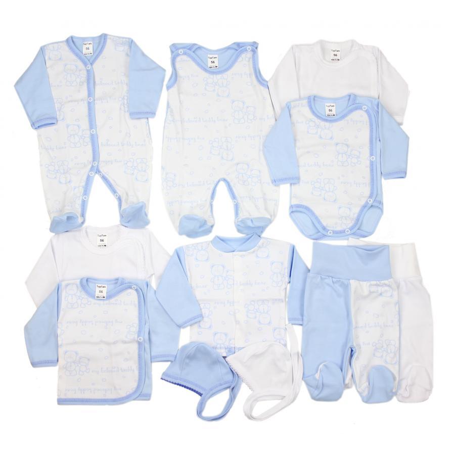 dff7ea461667af Babykleidung 11-tlg. Baby Erstausstattung Set Babybekleidung Babymode