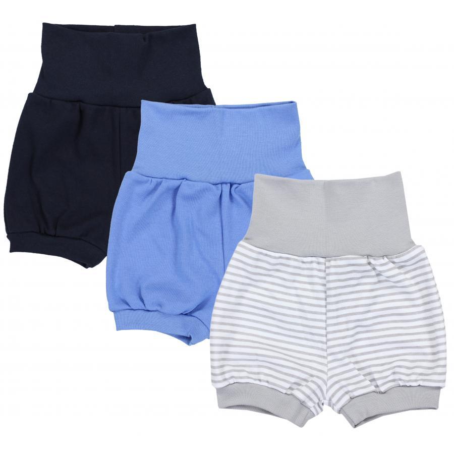 fcd7bd0173 Baby-Hose Kurz 100% Baumwolle Baby-Shorts Mädchen Sommershorts ...