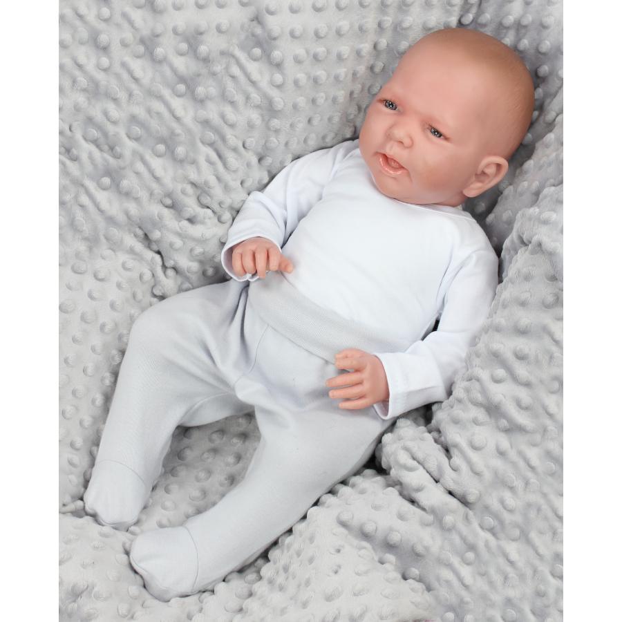 TupTam Baby Jungen Langarmshirt Gestreift 5er Set