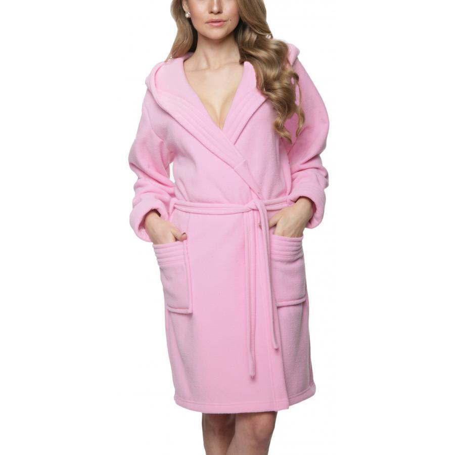 einzigartiger Stil neue bilder von Los Angeles Details zu Morgenmantel Damen Flauschiger Bademantel mit Kapuze Hausmantel  Kurz Leicht